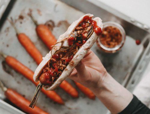 Vegane Hotdogs selber machen