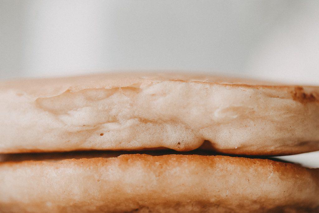 Rezept für fluffige Pancakes einfach