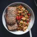 veganes Rührei mit Tofu