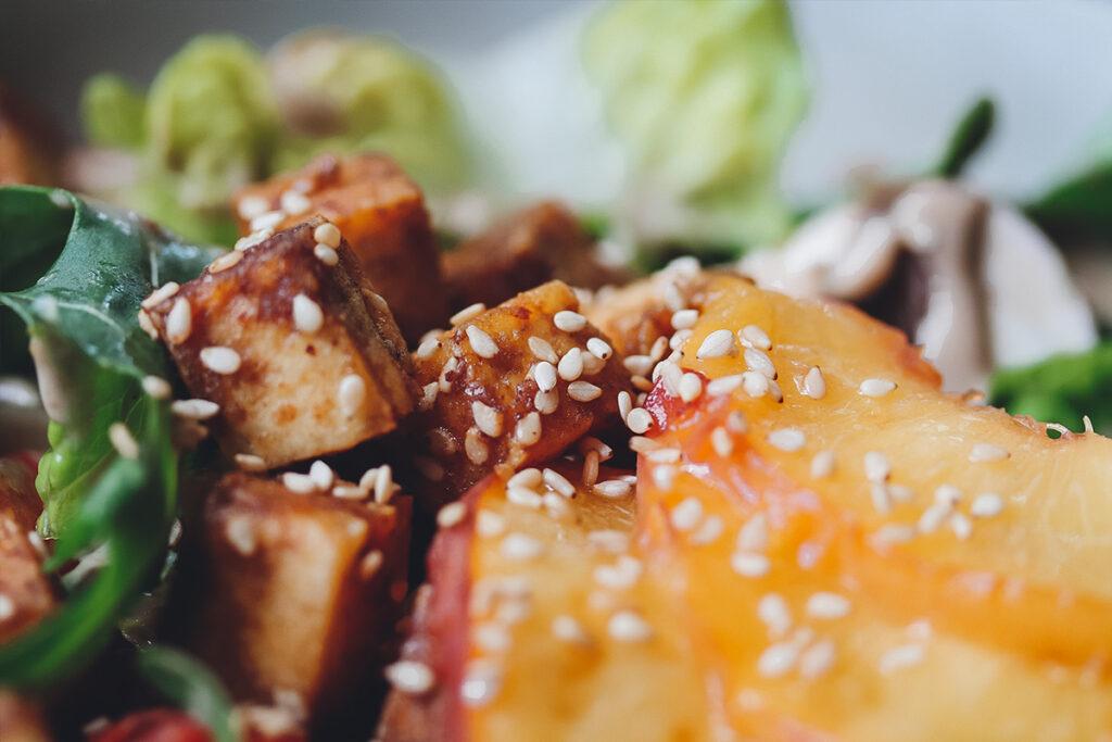 Tofu zubereiten einfach