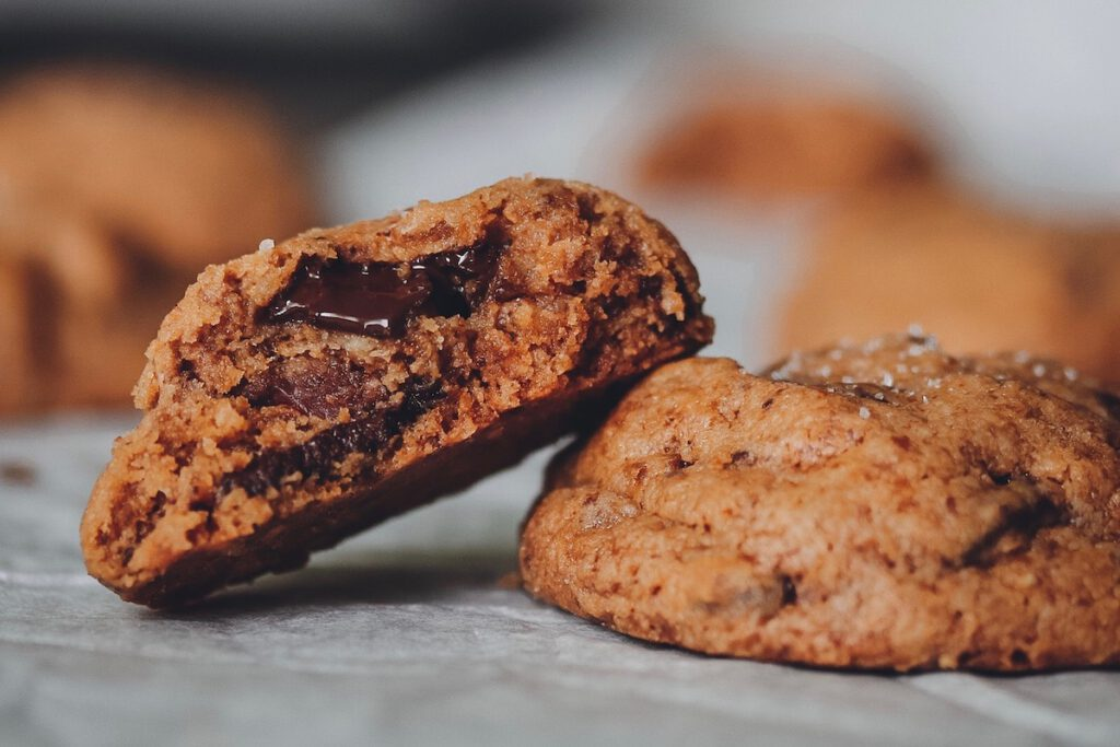 Vegane Cookies