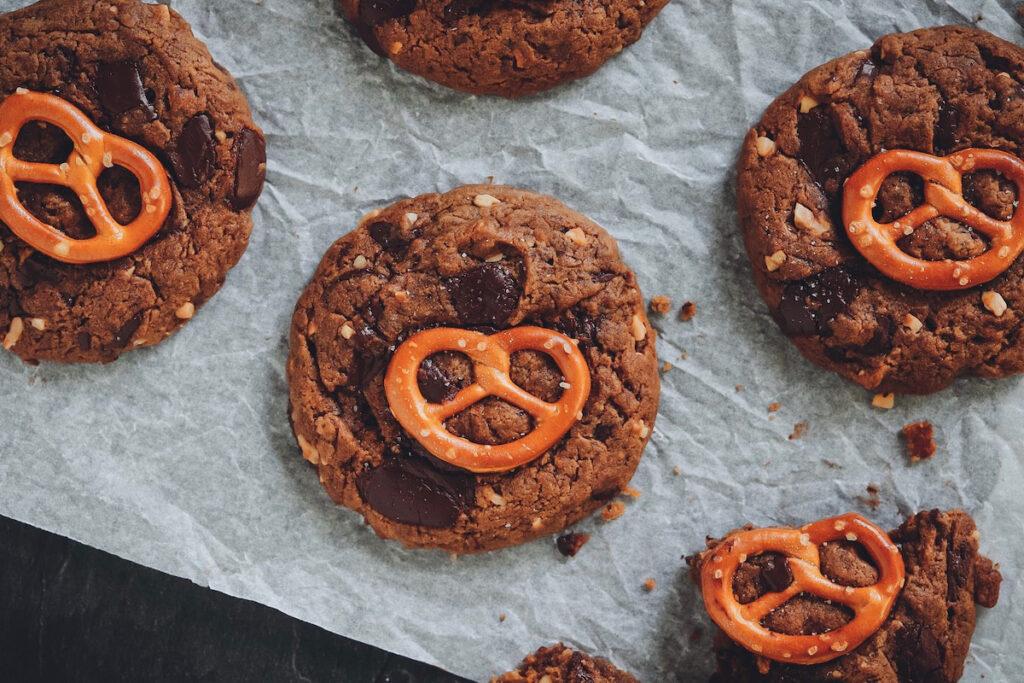 Chocolate Chip Cookies vegan