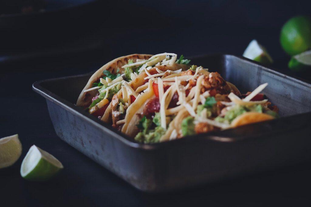 mexikanische Wraps