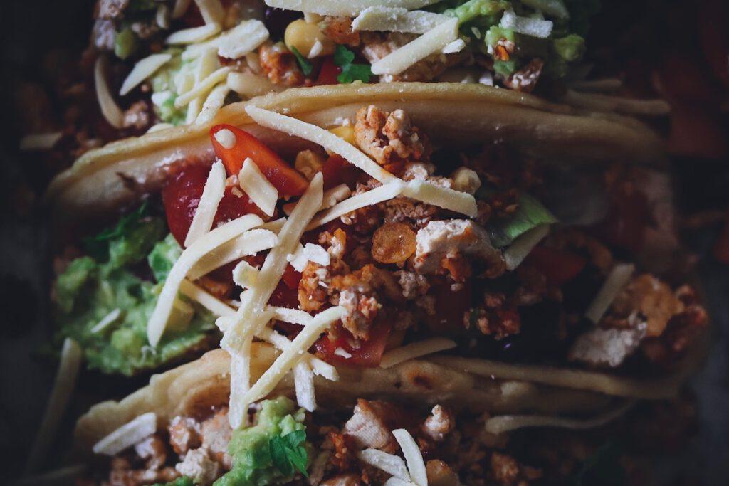Tacos Zutaten