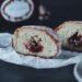 Vegane Berliner mit Marmelade