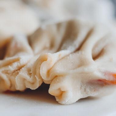 Dumplings roh